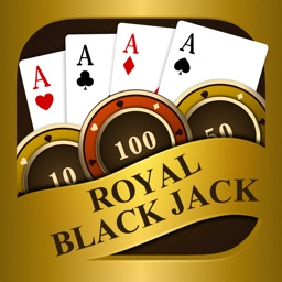 Royal BlackJack - Feel like a Real Casino Play..!!