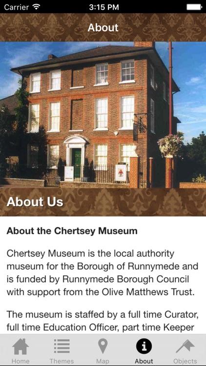 Chertsey Museum screenshot-3