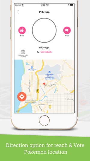 Pokemap poke finder for Pokemon GO on the App Store