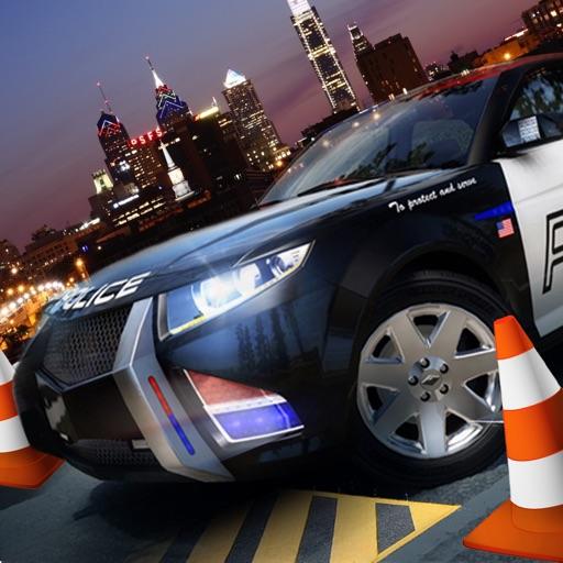 City Police Academy; Driving Test & Parking School iOS App
