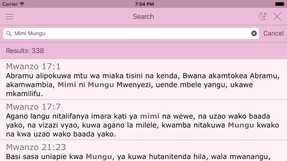 Swahili Womens Bible Biblia Takatifu For Women Free Download App For Iphone Steprimo Com