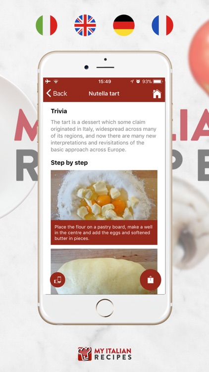 Recipes by My Italian Recipes screenshot-3