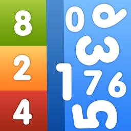 數字遊戲合集—練邏輯思維,超點我加1免費手機手指小遊戲