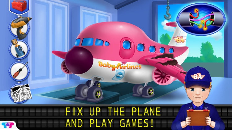 Baby Airlines screenshot-3