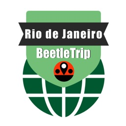 Rio de Janeiro travel guide and offline Brazil city map by Beetletrip Augmented Reality Advisor