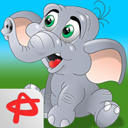 The Elephant's Child: Interactive Story Book