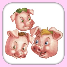 Three Little Pigs Puzzle Jigsaw