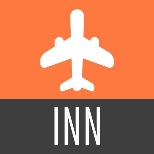 Innsbruck Travel Guide and Offline City Map