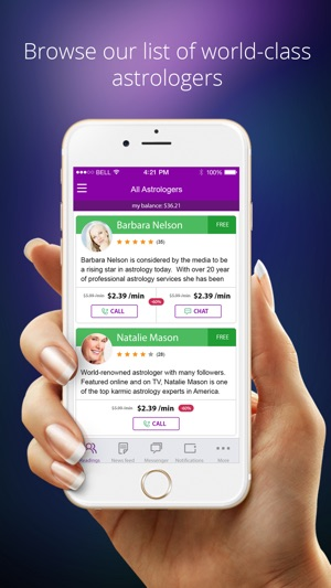 Zodiac Live: online astrology & personal horoscope on the App Store