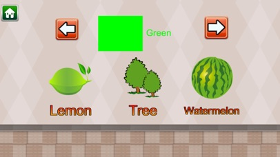 QCat - Toddler Learn Color Education Game (free) screenshot two