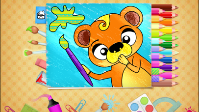123 Kids Fun COLORING BOOK: Best Paint&Draw Games