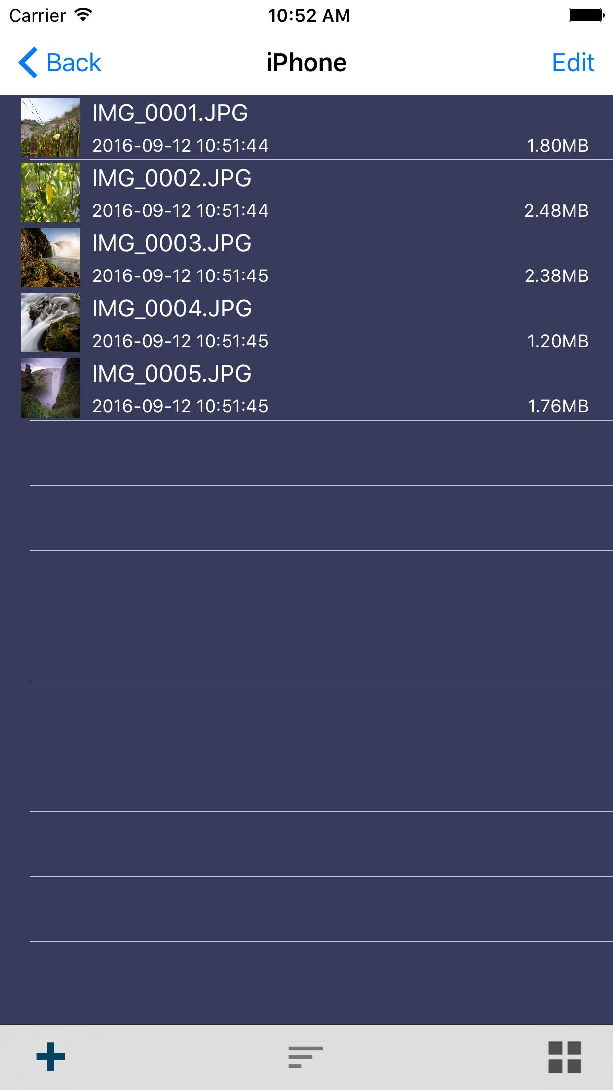i-easydrive Screenshot