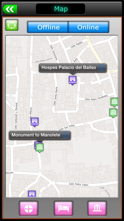 Cordoba  Offline Map Travel Guide screenshot-1