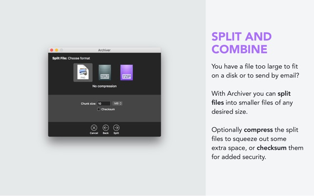 Archiver 3