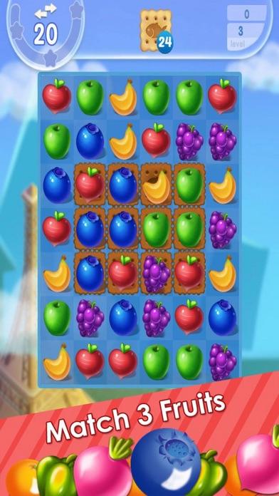 Amazing Fruit-Magic Fun screenshot 2