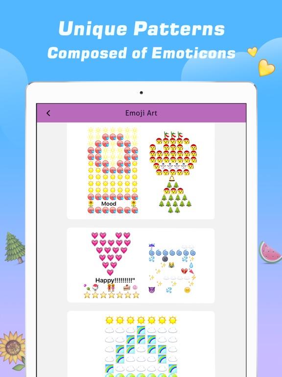 Emoji Free – Emoticons Art and Cool Fonts Keyboard-ipad-3