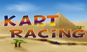 Kart Racing 3D Best Desert Drag Sprint Race Gear