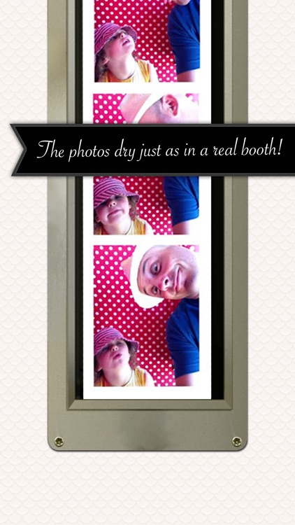 My Vintage Photo Booth