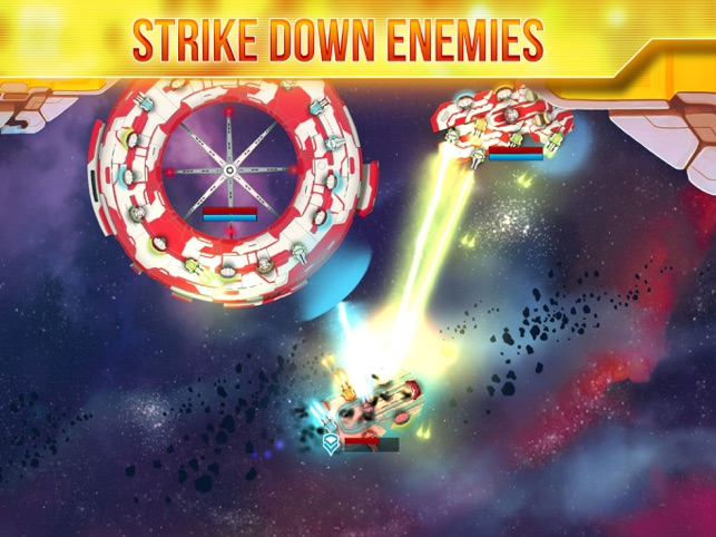 Lunar Battle Screenshot