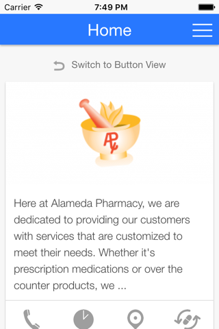 Alameda Pharmacy screenshot 1