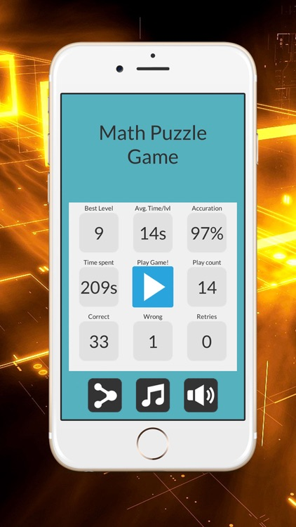 Math Puzzle - Free Game screenshot-3