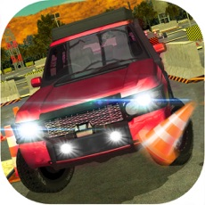 Activities of Jeep Drive Traffic Parking Simulator Car Driving