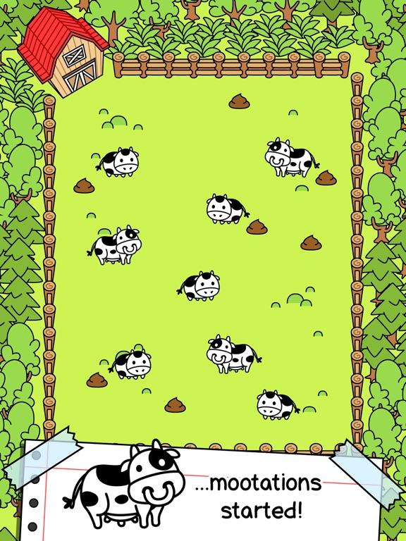Cow Evolution для iPad