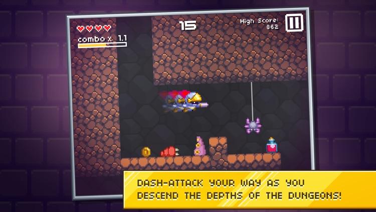Journey Below screenshot-0