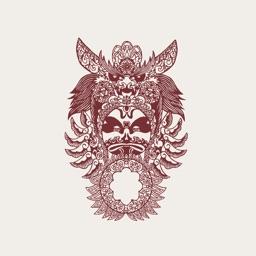 Peking Opera - Fx Sticker