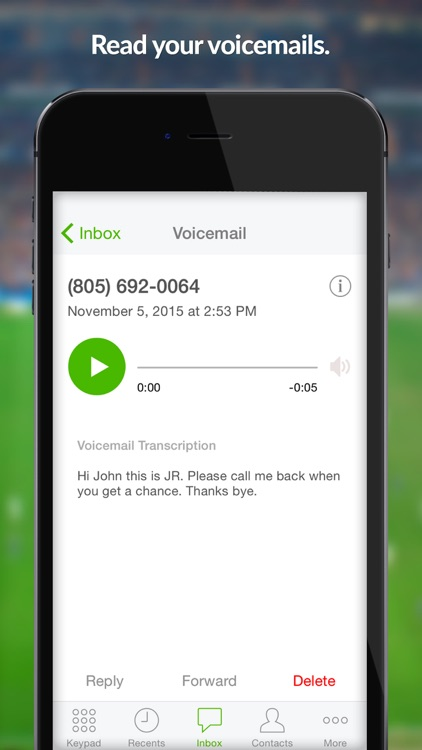 eVoice – business phone number screenshot-3