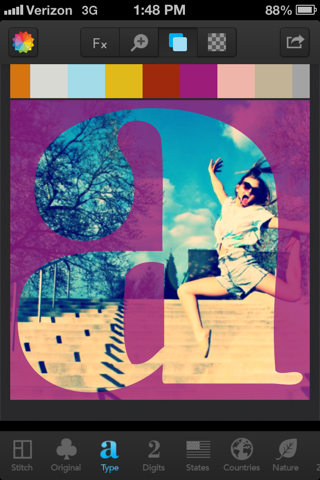 Instagood- photoshop editor for instagram. Free! screenshot 1