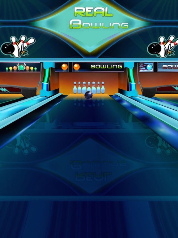 Real Bowling Strike : 10 Pin screenshot