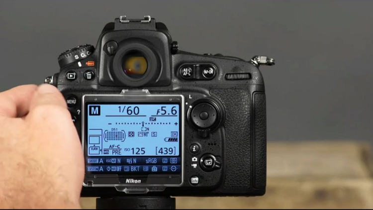 Nikon D810 Beyond the Basics from QuickPro HD screenshot-3