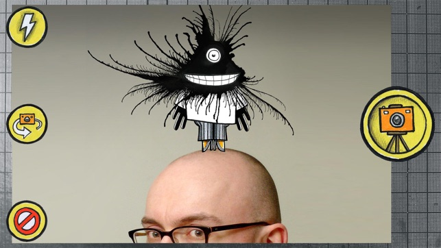 ca41102cf367 The DAILY MONSTER Monster Maker on the App Store