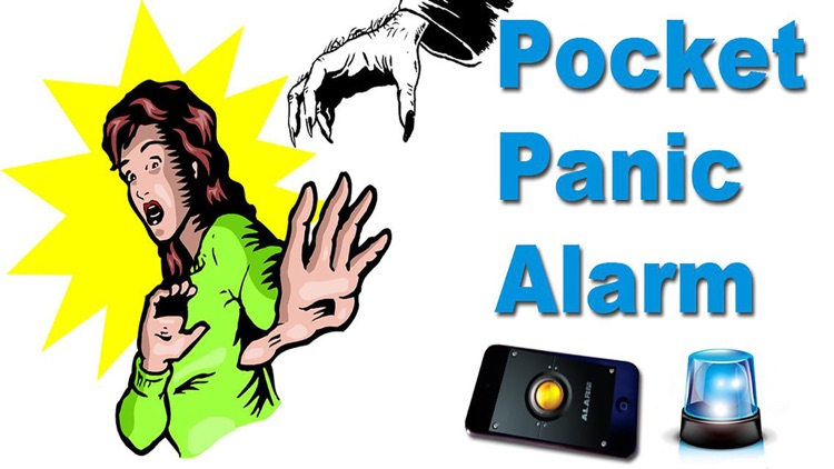 My Panic alarm