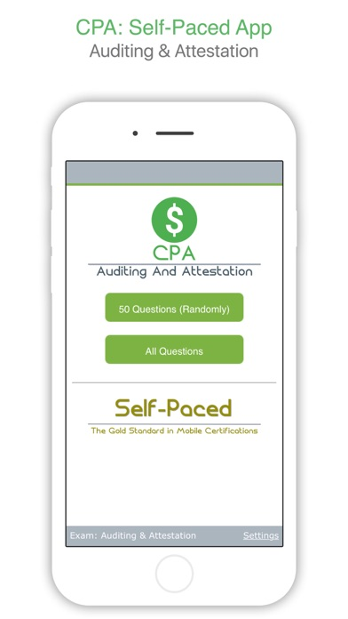 CPA: Auditing And Attestation - Self-Paced