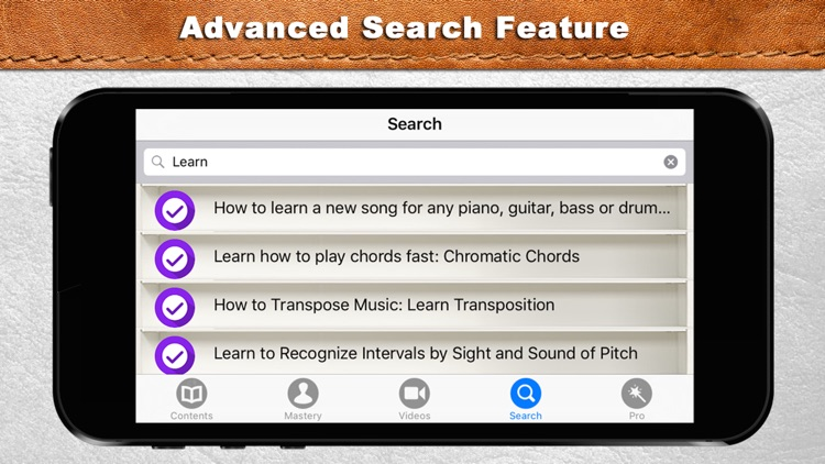 iLearnPiano screenshot-3