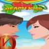 Couple Beach Kiss Love Game