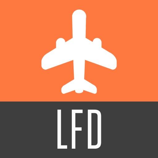 Lichfield Travel Guide and Offline Street Map
