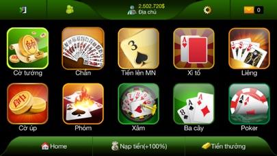 Game Bài Tặng Xu Tiến Lên Chắn Phỏm Online 2016.