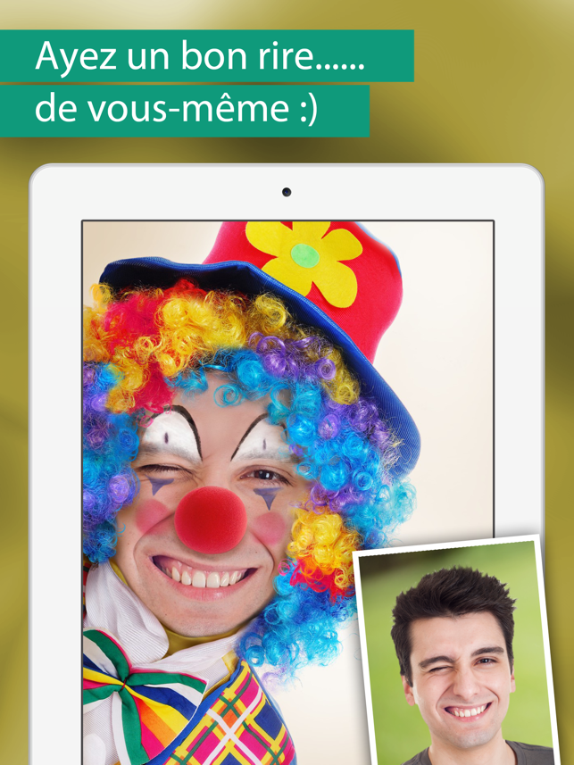 ‎Face Swap - Montage Photo Capture d'écran