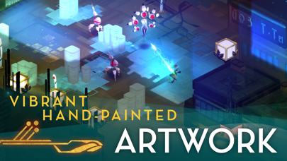 Screenshot for Transistor in South Africa App Store