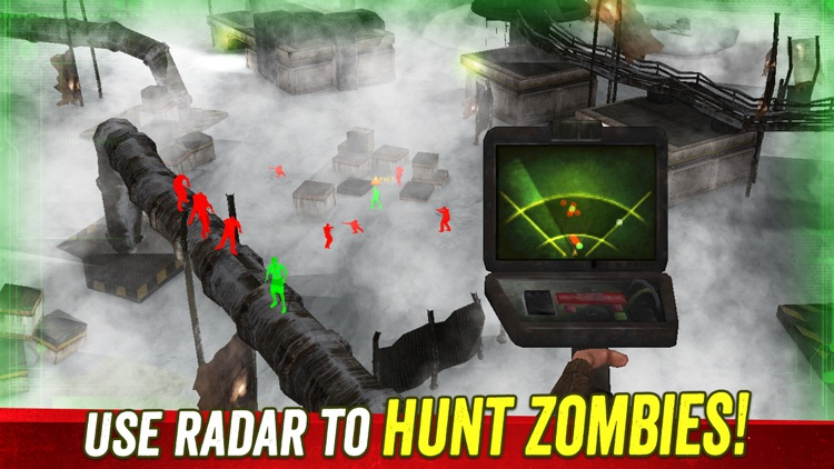 Zombie Hunter: FPS Apocalypse screenshot-4