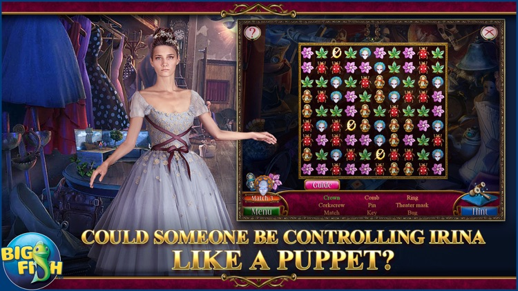 Danse Macabre: Lethal Letters - A Mystery Hidden Object Game