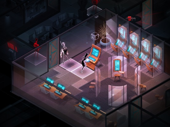 Invisible, Inc. на iPad
