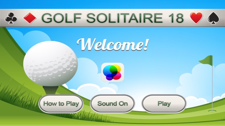 Golf Solitaire 18 screenshot-4