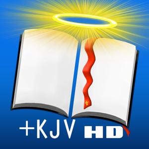 Touch Bible HD -  KJV + Strongs Concordance, Offline Bible & Lexicons app