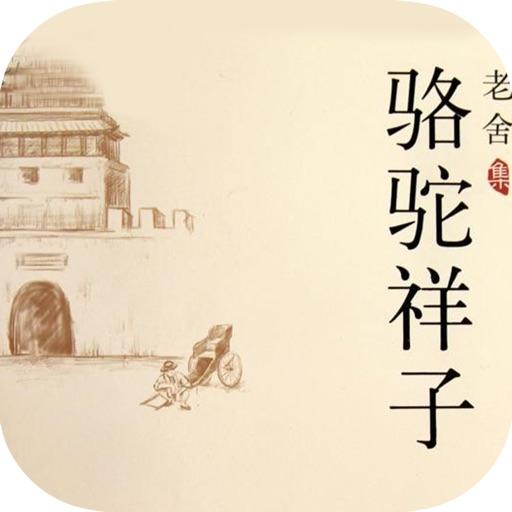 骆驼祥子—老舍作品集,经典文学名著