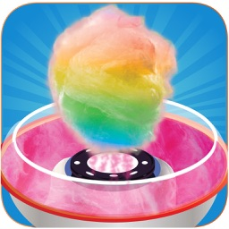 Rainbow Cotton Candy Maker - Snack Lover carnival