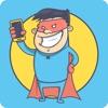 ジョークSMS - iPhoneアプリ